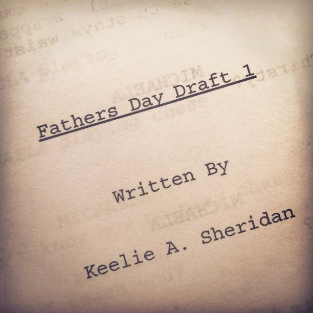 Forgive the title typo- it's a draft!