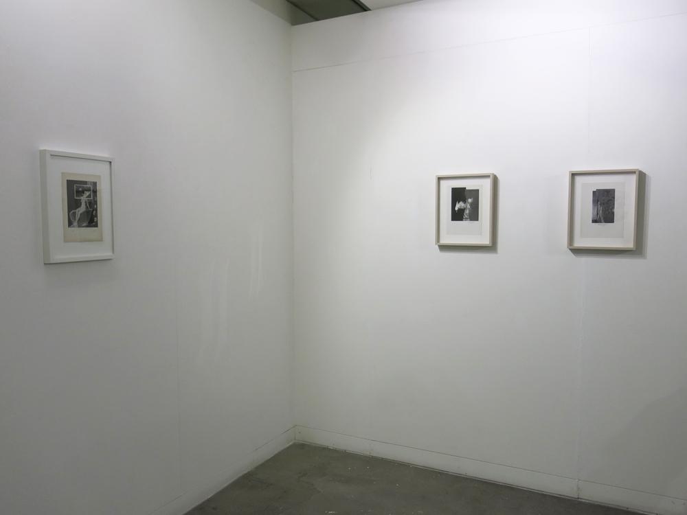 Installation at Blyth Gallery, London