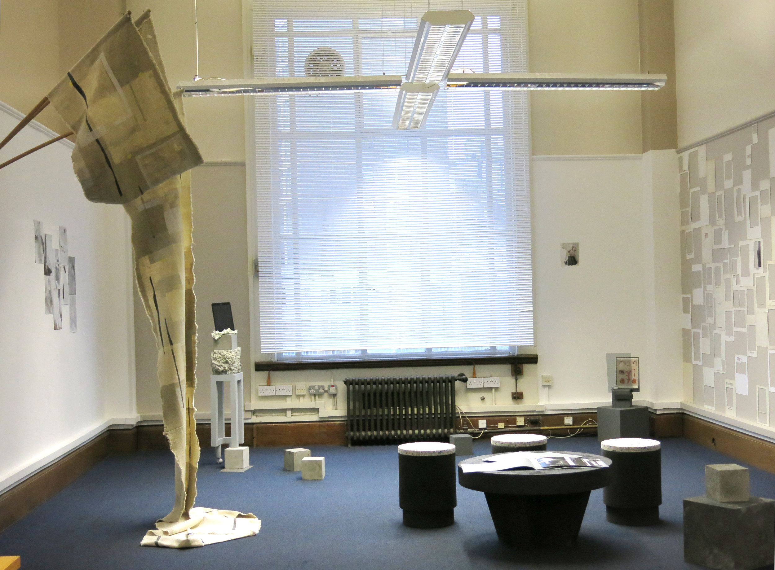Mimesis Exhibition with Evy Jokhova, Westminster Reference Library, 2015/16
