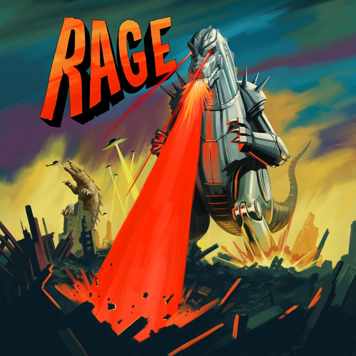 Rage - Popcorn