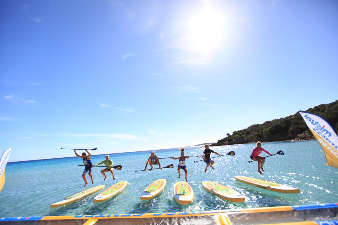 Paddle Board Yoga - LOUTRAKI   Loutraki Chania, Crete, Greece Postal Code 73131  (in the beach in front of Mare Nostrum Villas )