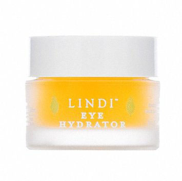 Eye Hydrator by Lindi Skin  A lightweight gel to hydrate, soothe and de-puff.  This nutritious eye gel brings total transformation to tired, stressed eye areas. The nourishing formula gently fortifies, reduces puffiness, soothes irritation and instantly awakens eyes for a livelier appearance.