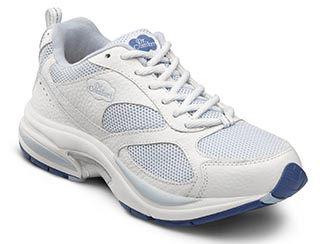 Victory Plus by Dr. Comfort Blue  Sizes: 4-11