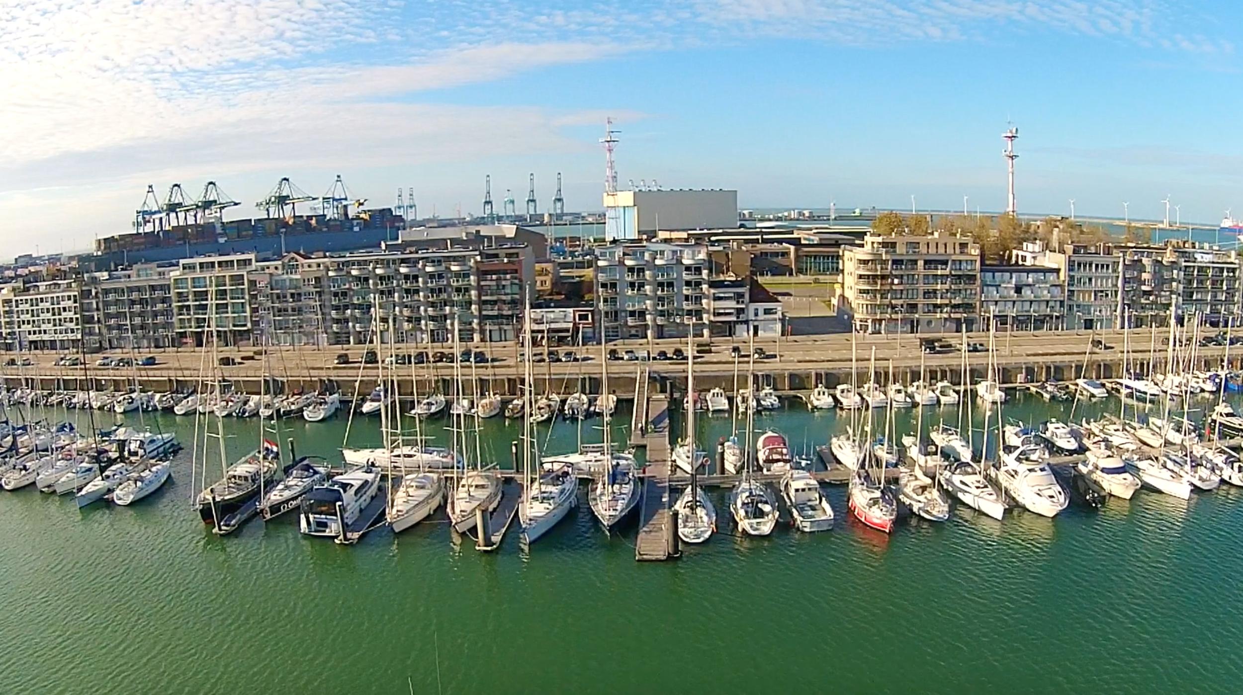 Er wordt meer in de jachthaven van Zeebrugge geïnvesteerd dan in de jachthaven van Nieuwpoort