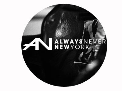 ALWAYSNEVER NY Branding