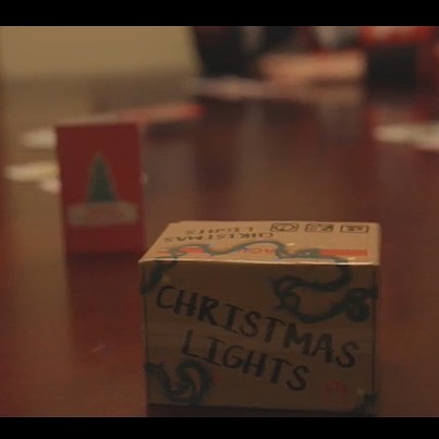 The relaunch for Christmas lights the card game has begun! Find it on Kickstarter at https://www.kickstarter.com/projects/1972378713/christmas-lights-card-game-relaunch/description