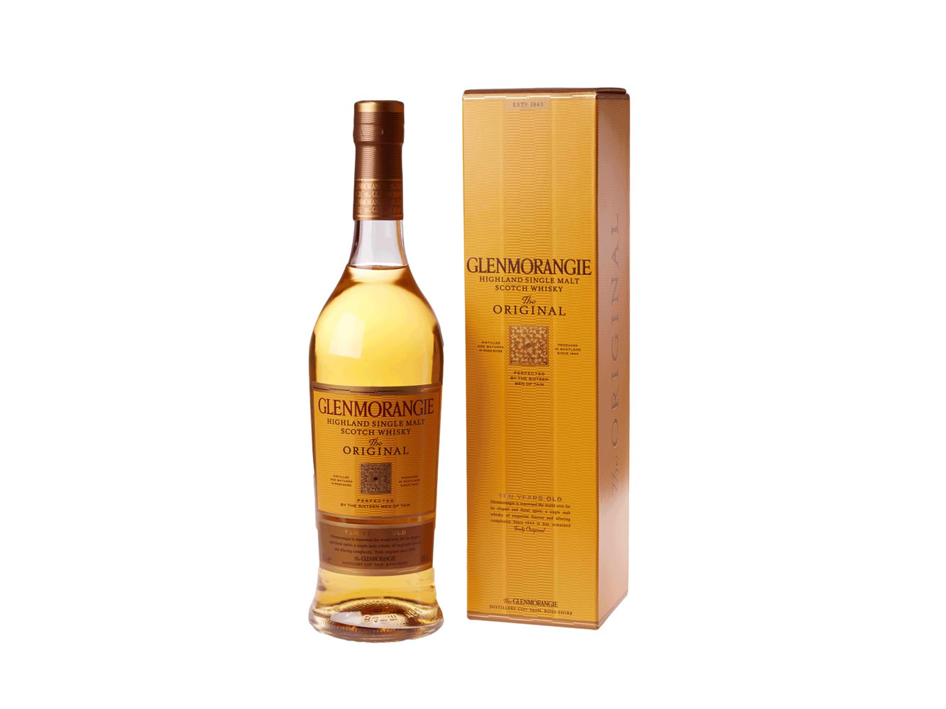 Glenmorangie - MacDonald and Muir went on to acquire the Glenmorangie whisky company in 1918 (adopting the Glenmorangie name in the process), and their offices are still located in Edinburgh today, while the company is now owned by the French luxury goods giant, LVMH.