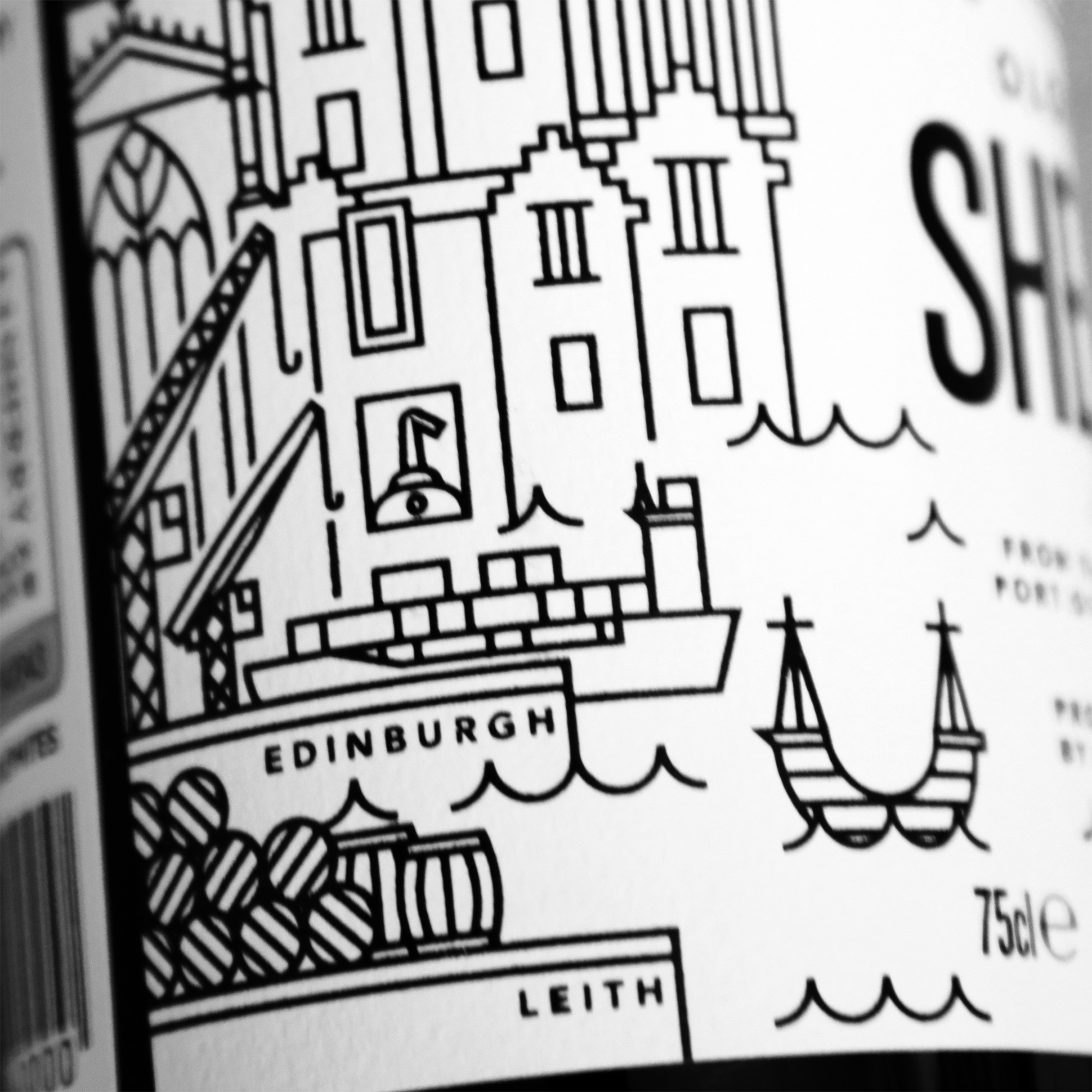 - Historically, full casks of sherry were shipped to Leith and then decanted into locally-made bottles. Whisky merchants then used the empty casks to mature their spirit.
