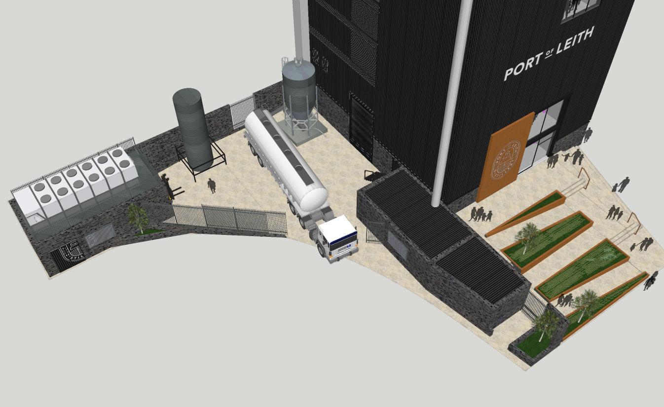 New Service Yard Aerial 1.JPG