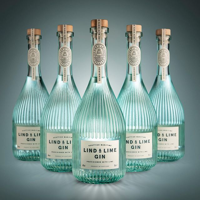 Our @lindandlimegin has just won Best In Show from one of the most prestigious design awards in the world: @thedieline - rewarding two years of wonderful work with the fabulous local Leith agency @wearecontagious !  #leithdistillery #lindandlime #leith #edinburgh #gin #scottishgin #packaging #awards #scotland