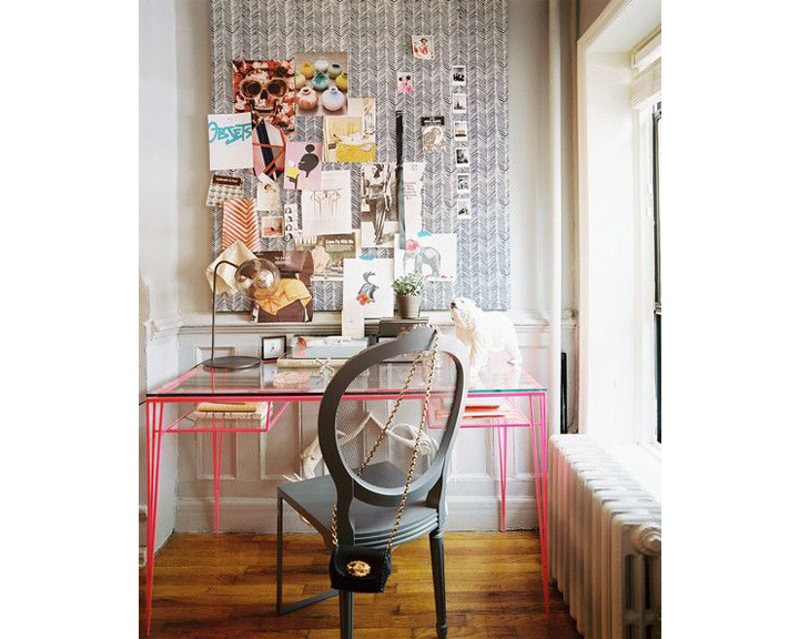 color.me.quirky. How to have an Awesome Home Office