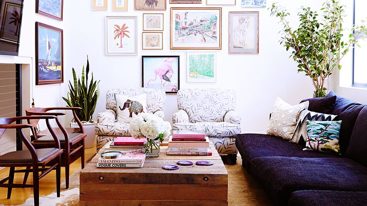 color. me. quirky. star powered interiors.