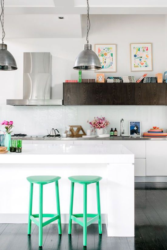 color. me. quirky. heart of the home // pt.1 //