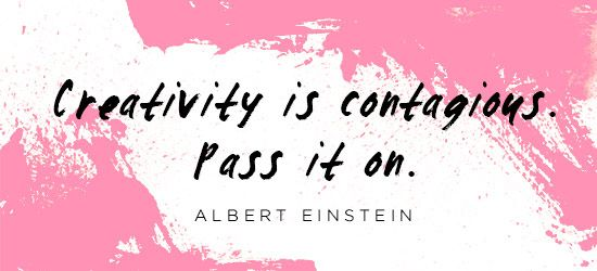 color. me. quirky. wednesday wisdom. be creative