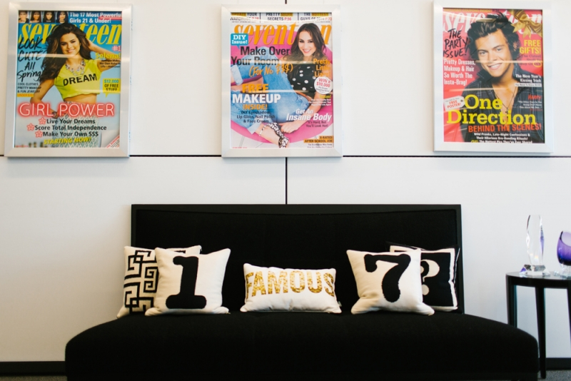 color. me. quirky // career // advise from women in style #seventeenmag #theeverygirl