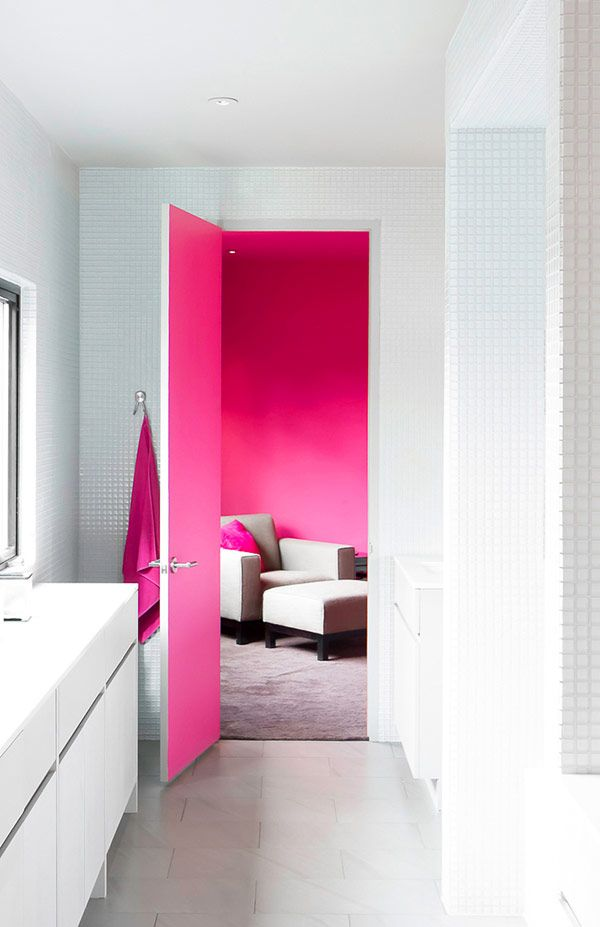 color. me. quirky. pick pink