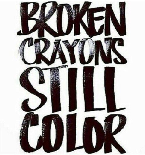 color. me. quirky. born & bred