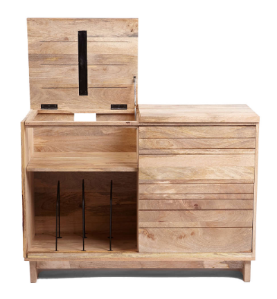 Urban Outfitters //  4040 Locust Wooden Media Console