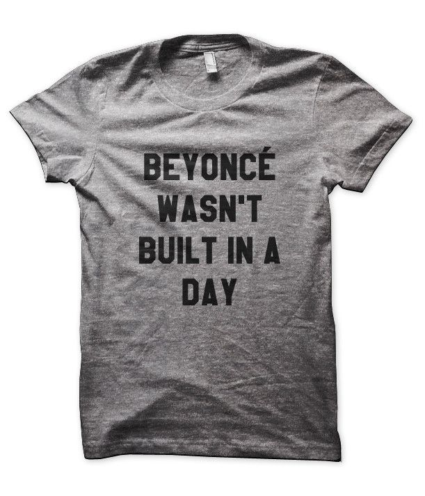Tees in the Trap //  Beyonce T-Shirt