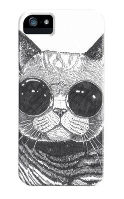 Society6 //  Cool Cat