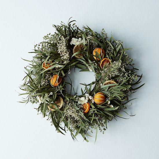 color. me. quirky. wreaths