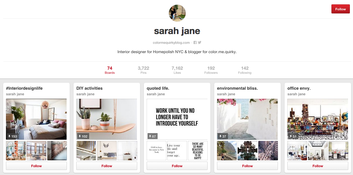 cmq on pinterest. Be awesome and follow!