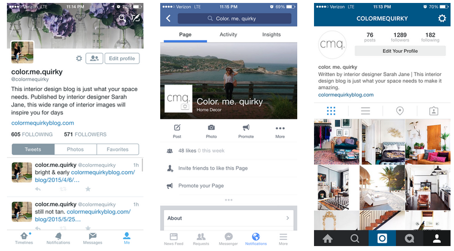 get social with cmq