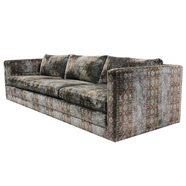 Edward Wormley Three-seater sofa