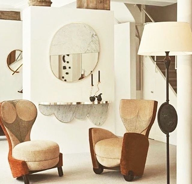 Hubert Le Gall armchairs for the win | co. @pinterest