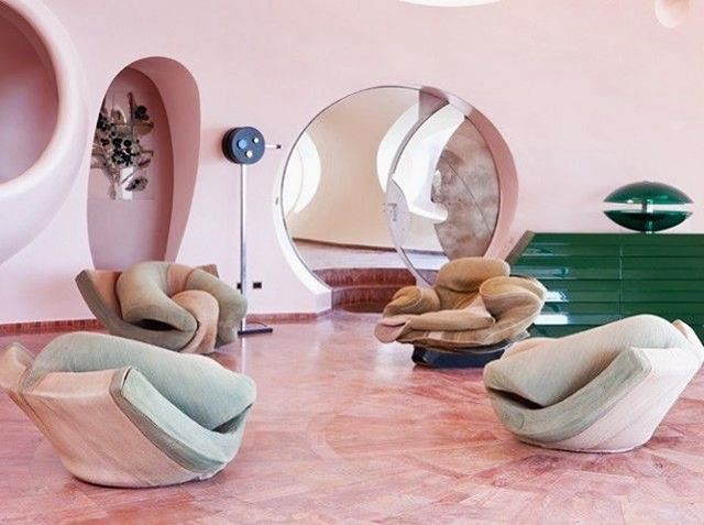 Palais Bulles, by Antti Lovag | co. @voguemagazine