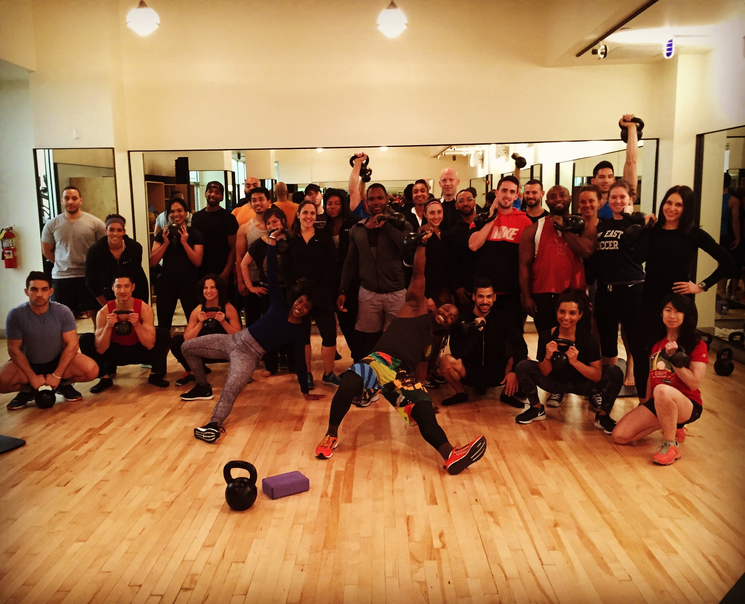Kettlebell Athletics One NYC