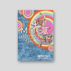 4 Most Important Things   Booklet   $1.50