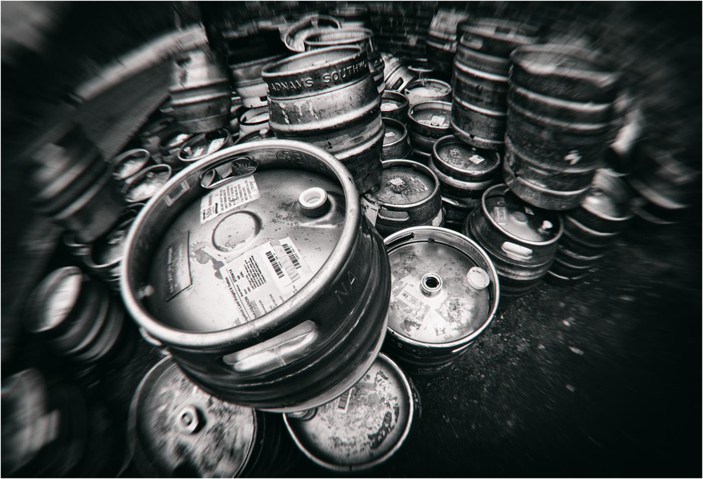 More beer. IR, 8mm, f5.6, iso 400.