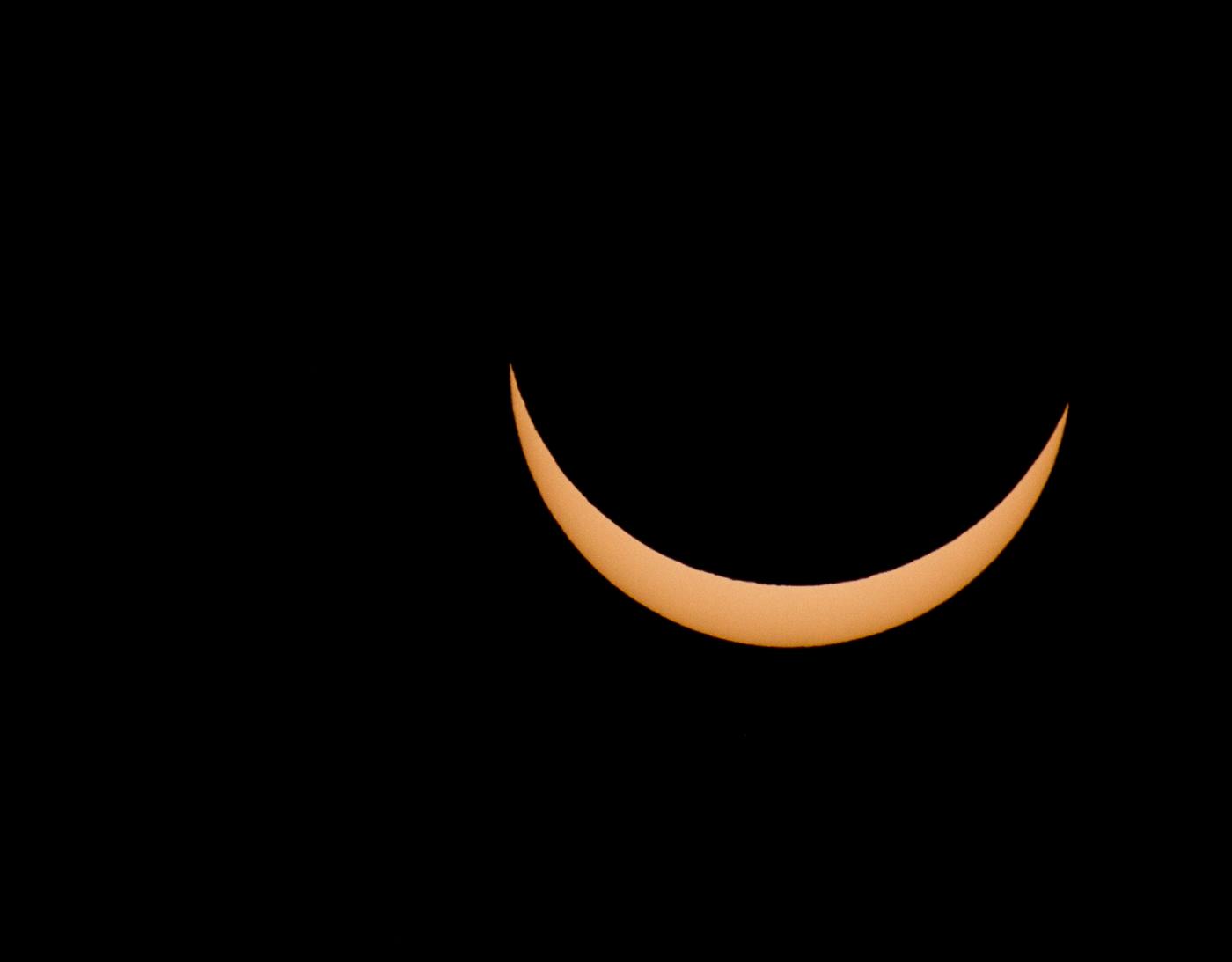 Eclipse smile
