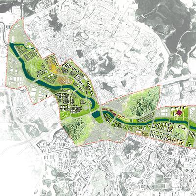 Guanlan River Eco-Cultural Corridor