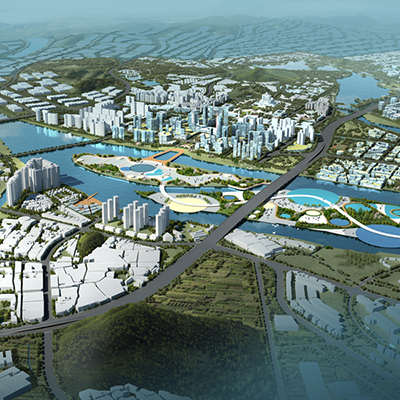 Shunde City Master Plan