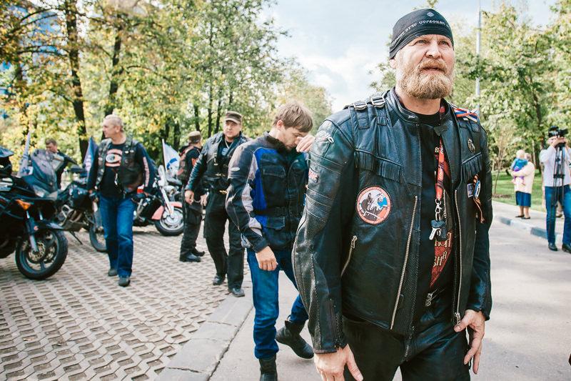 """Мотопробег """"Отцы России за многодетную семью"""""""