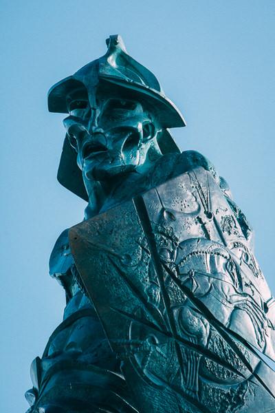 Скульптура «Гладиатор»