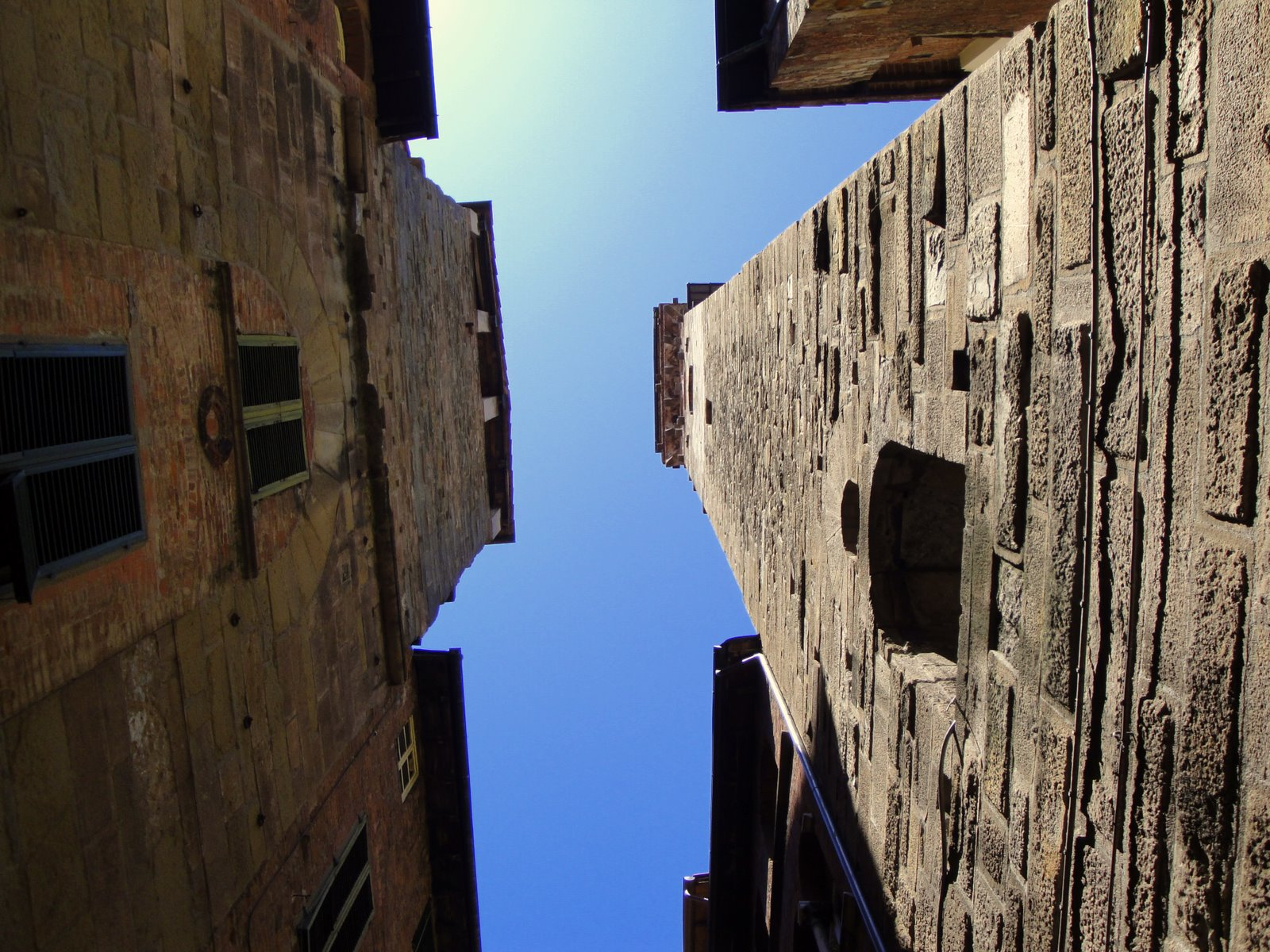 Towers in Lucca