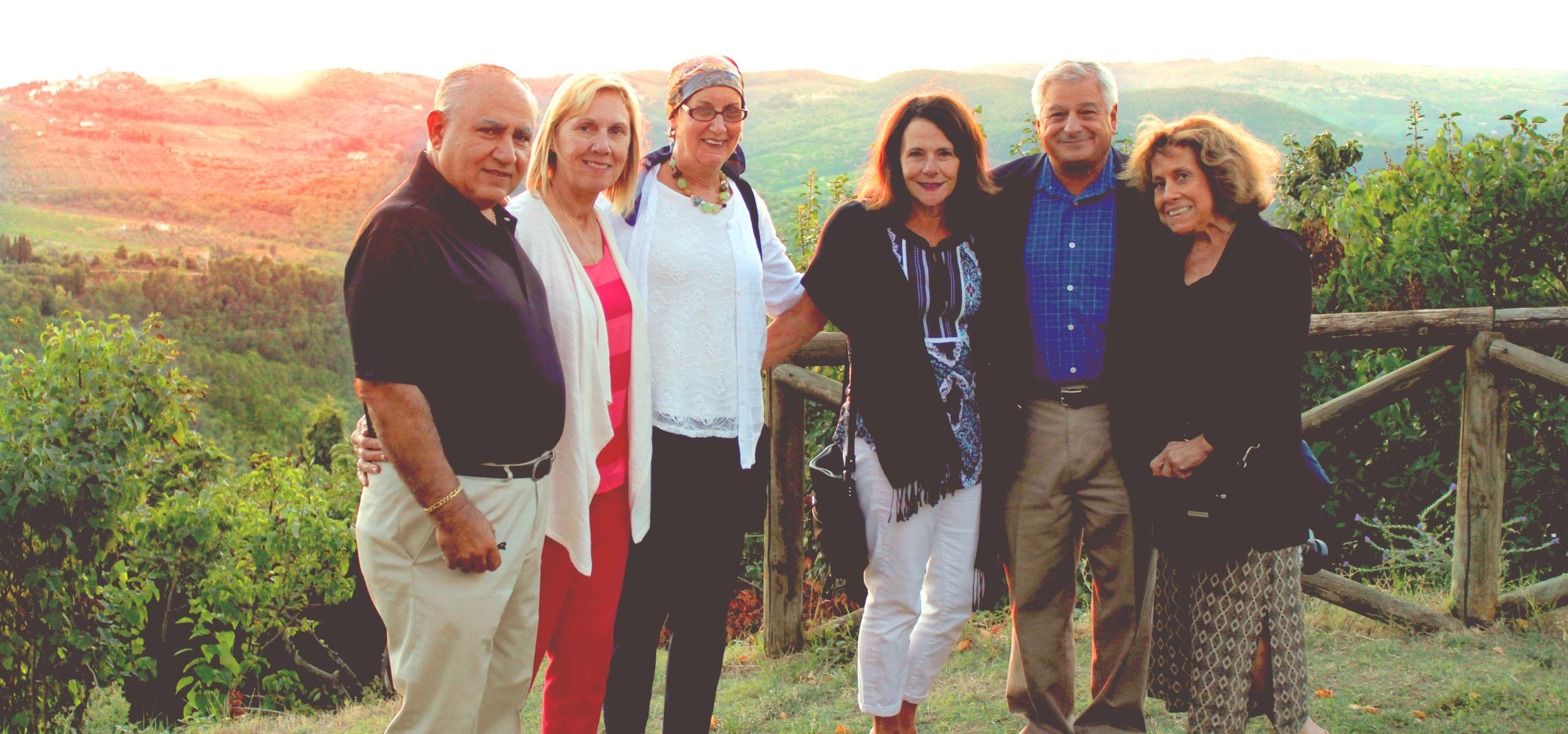 Bella Toscana Tour 2015