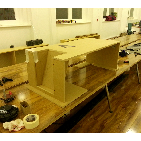 Coffee Table Structure