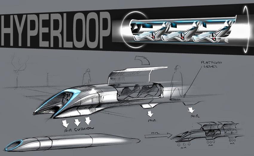 Elon Musk's 'Hyperloop'