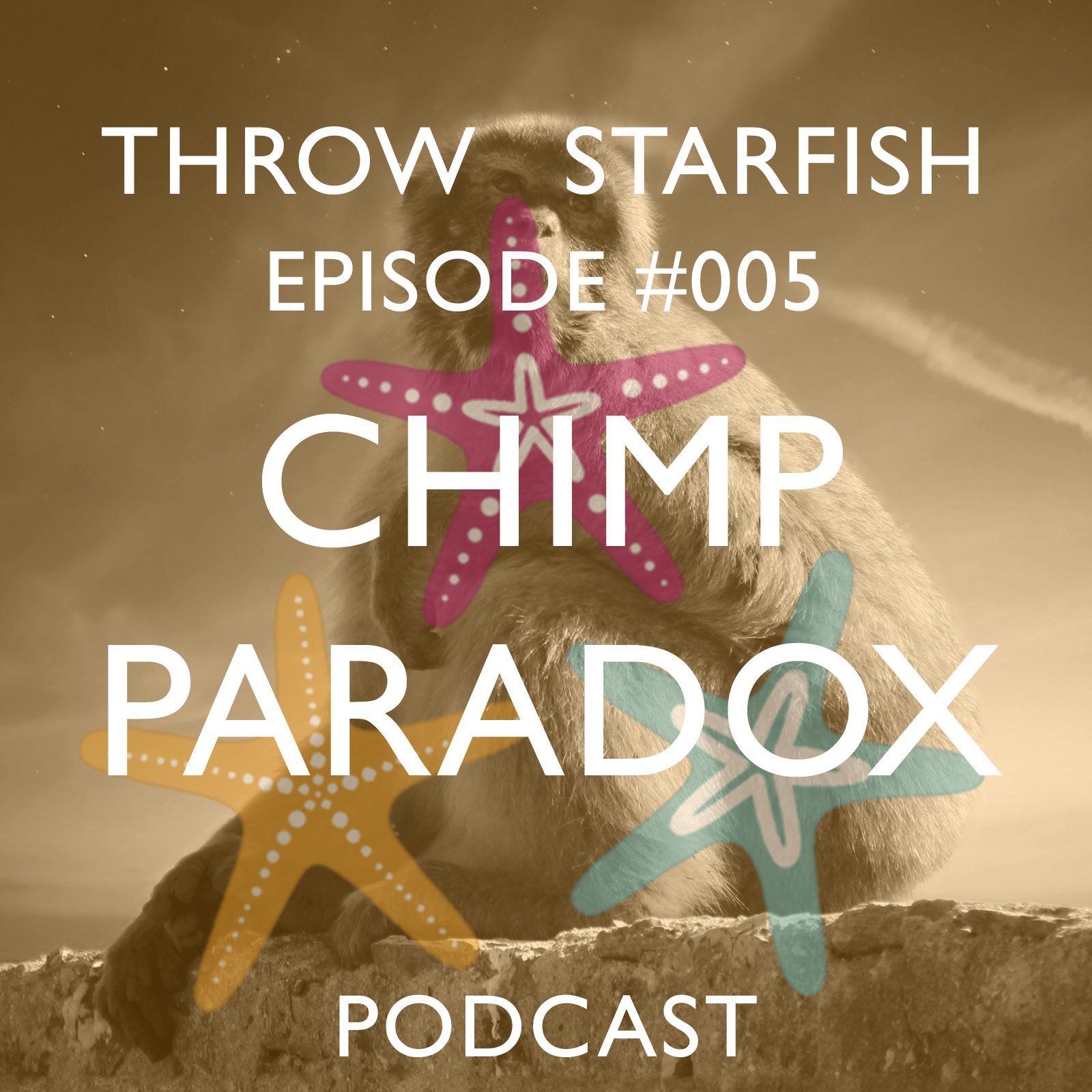 Click on the image to listen to our Chimp Paradox Podcast