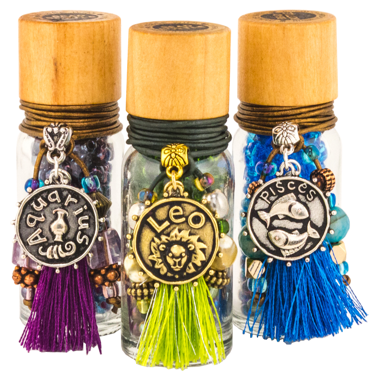 zodiac trio bottles