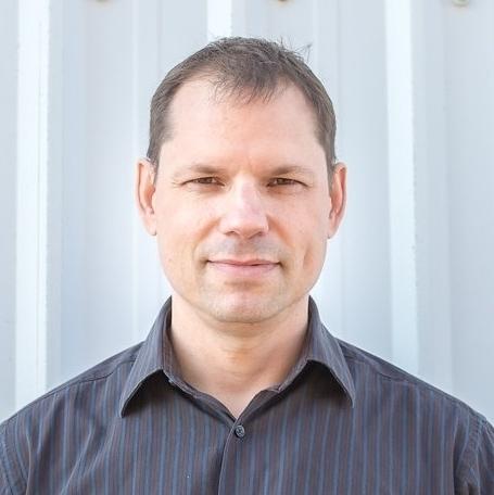 Joe Allper - Production Manager