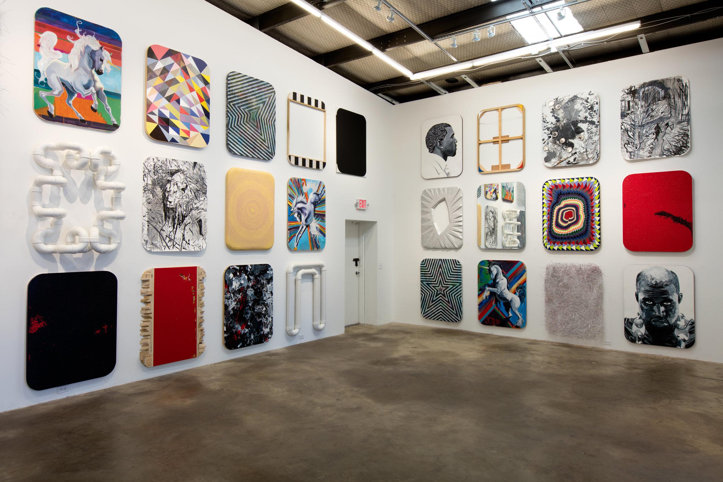 SLATES  ➫ Erin Cluley Gallery, Dallas ✰ 2015