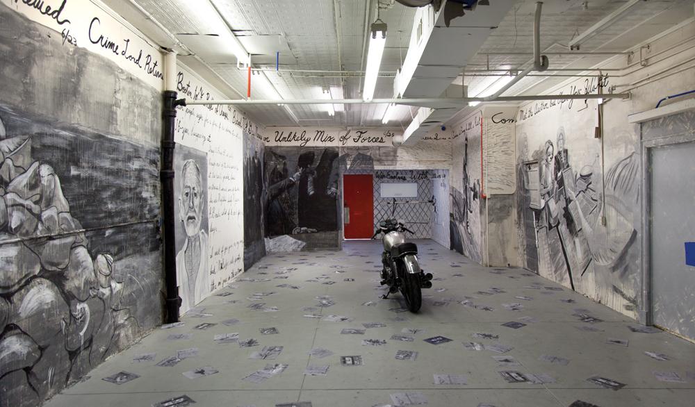Seven Days in America  ➫ Oliver Francis Gallery, Dallas ✰ 2011