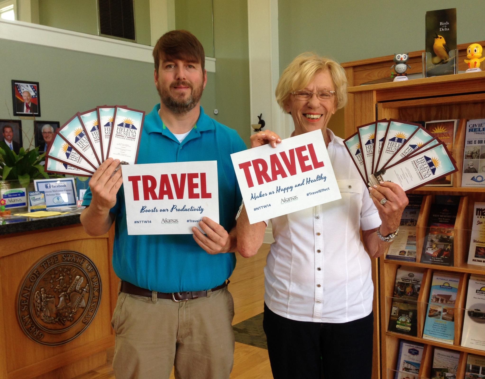 Shane & JoeAnne Travel Sign.JPG