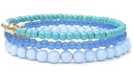 purple-beaded-bangle-bracelets