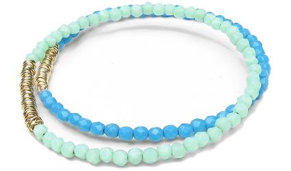 eco-friendly-jewelry-bracelet-sets-turquoise-green-blue